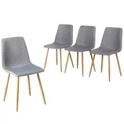 Set Of 4 Dining Chairs Outdoor Big W Kitchen You Ll Love Wayfair Celinda Upholstered Chair