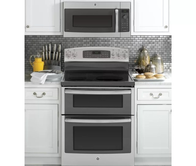 Over The Range Convection Microwave With Advantium