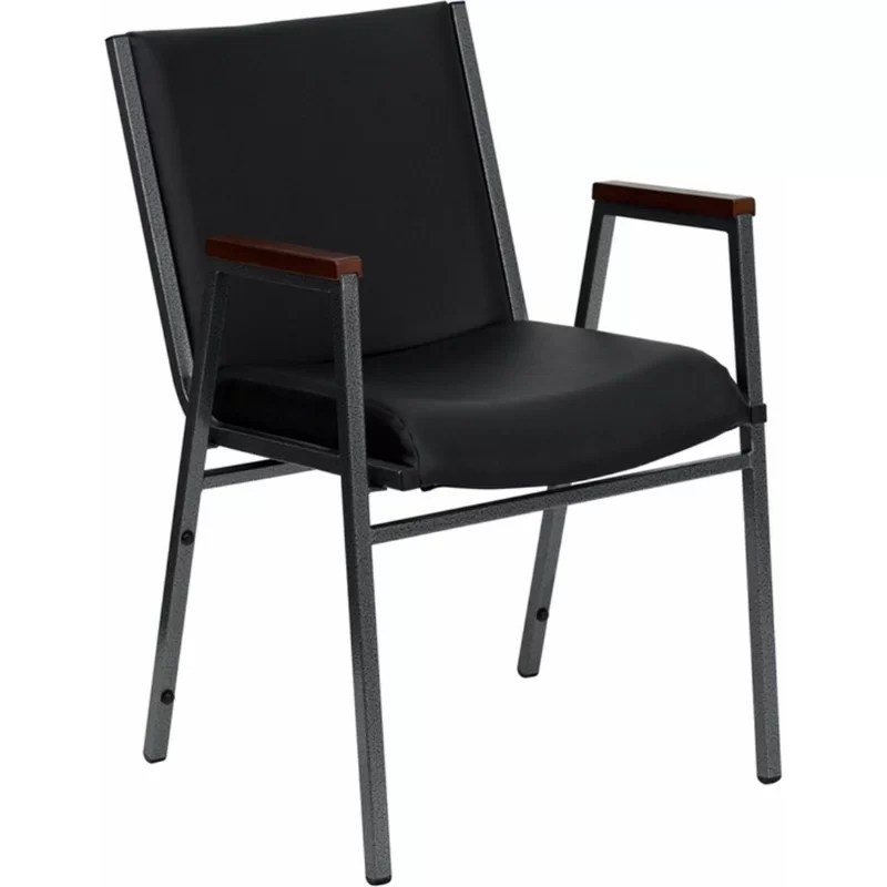 upholstered stacking chairs antique high chair offex hercules series heavy duty wayfair