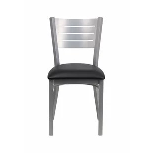 white ladder back chairs rush seats office chair sale wayfair taylor restaurant dining