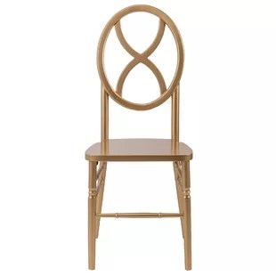 gold dining chairs low back office chair joss main