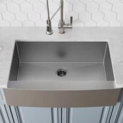 Kitchen Sink Farmhouse Apron Front Sinks You Ll Love Wayfair Quickview