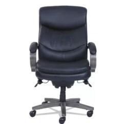 La Z Boy Big Tall Executive Leather Office Chair Black Table Chairs Walmart You Ll Love Wayfair Woodbury By