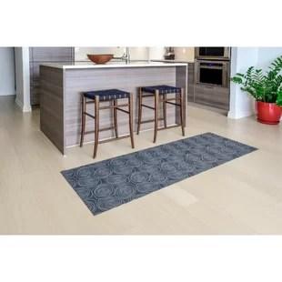 kitchen runner mat discount cabinets las vegas mats you ll love wayfair ca save