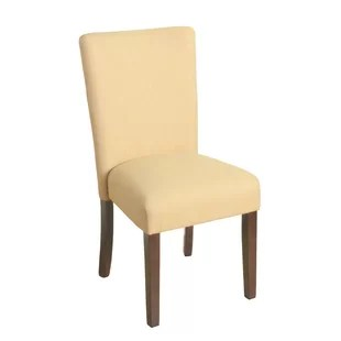 parsons chairs with skirt toddler desk and chair set joss main quickview