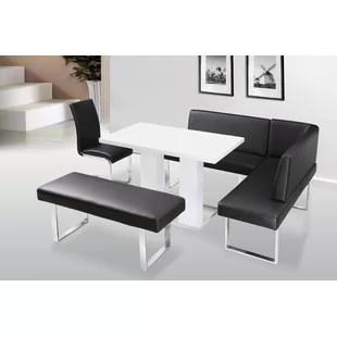 corner living room table modern sofa set designs for dining bench wayfair co uk havilland 4 piece