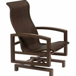 Sling Motion Patio Chairs Stackable Ikea Spring Action Wayfair Lakeside Chair