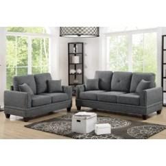 Grey Living Room Set Ideas Black Sofa Sets You Ll Love Wayfair Quickview