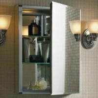 "Kohler 20"" x 26"" Aluminum Medicine Cabinet with Mirrored ..."