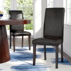 Parsons Chairs Oversized Moon Chair Canada Kitchen Dining You Ll Love Wayfair Quickview