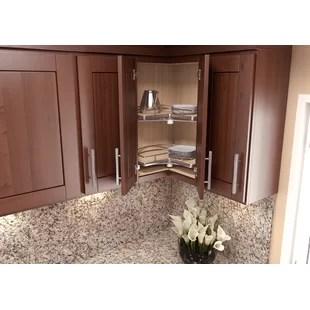 kitchen lazy susan nook sets with storage corner cabinet susans you ll love wayfair ca recorner maxx kidney