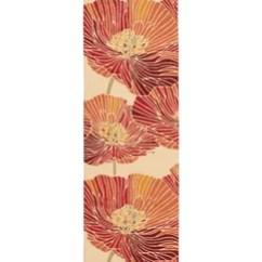 Orange Kitchen Rug Remodel Phoenix Hooked Rugs You Ll Love Wayfair Aubuchon Hand Sunset Area
