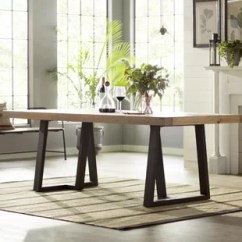 Kitchen Dining Tables Under Sink Storage You Ll Love Wayfair Ca T J Solid Wood Table