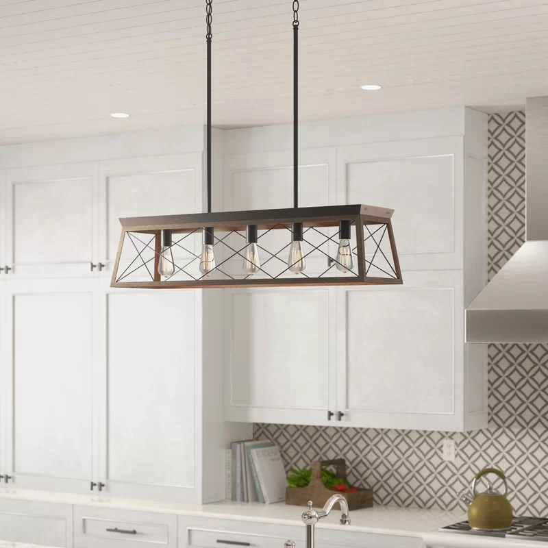 Mini Light Pendant Kitchen Island