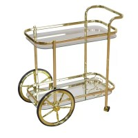 Serving Carts & Drinks Trolleys You'll Love | Wayfair.co.uk