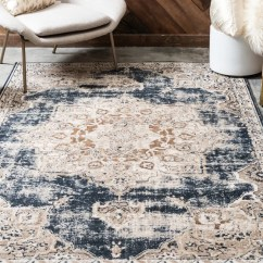 Memory Foam Kitchen Runner Servers Laurel Foundry Modern Farmhouse Abbeville Blue Area Rug ...