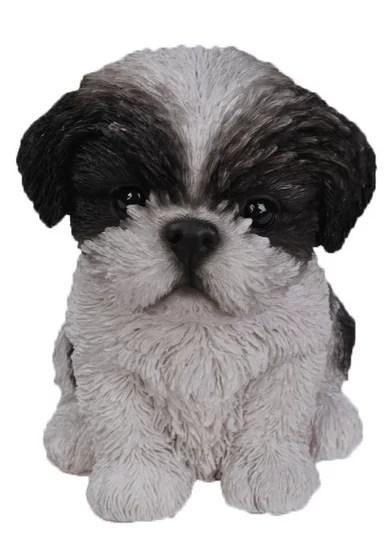 Hi Line Gift Ltd Sitting Shih Tzu Puppy Statue Amp Reviews