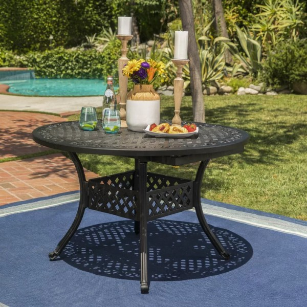 Brownell Outdoor Expandable Dining Table & Birch Lane
