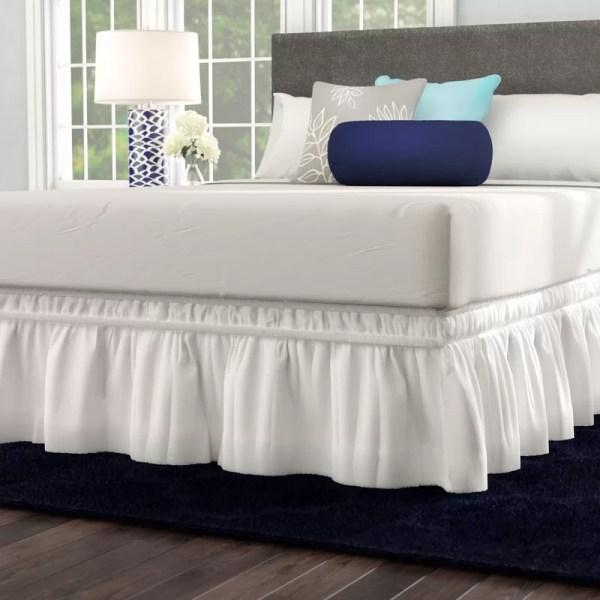 Alwyn Home Wrap Bed Skirt &