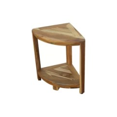 Teak Shower Chairs With Arms Sack Back Windsor For Sale Seat Wayfair Earthyteak