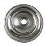 Gliderite Hardware Round Thin Ring Cabinet Knob Backplate Reviews Wayfair