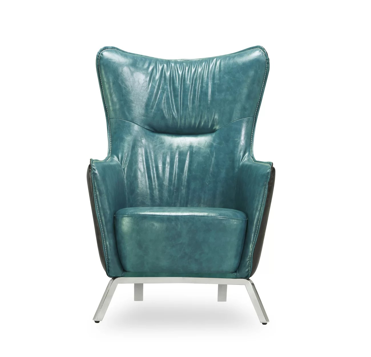 Teal Wingback Chair Alisa Wingback Chair