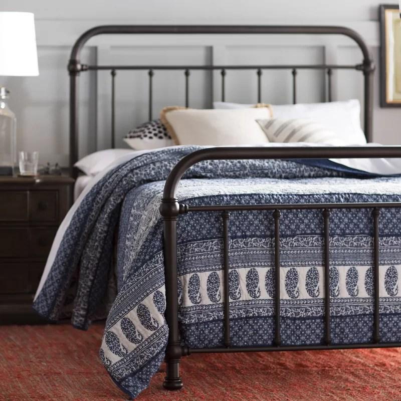Laurel Foundry Modern Farmhouse Harlow Panel Bed Amp Reviews Wayfair