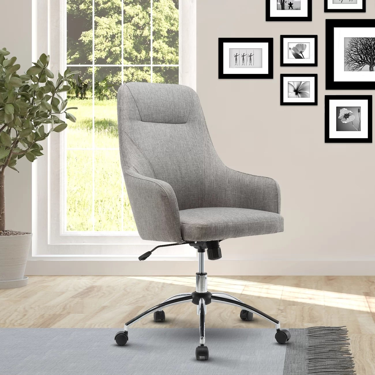 Comfy Office Chairs Cave Spring Comfy Executive Chair