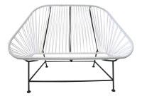 Stainless Steel Garden Bench & Reviews | AllModern