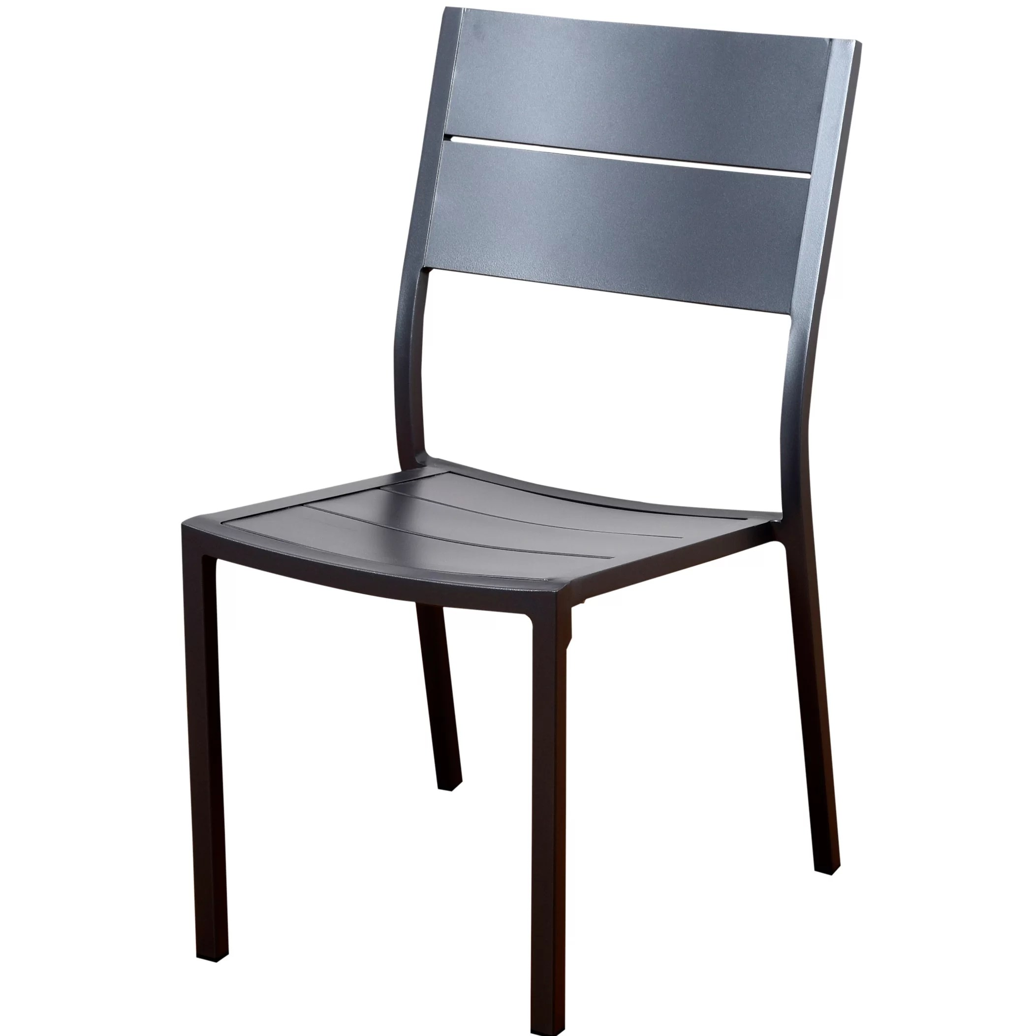 Stacking Dining Chairs Brighton Stacking Patio Dining Chair