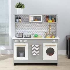 Kitchen Set Do It Yourself Cabinets Teamson Kids Bermingham Big Play Reviews Wayfair