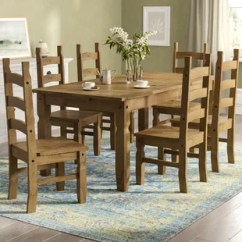 6 Chair Dining Set Makeup Artist Seater Table Sets You Ll Love Wayfair Co Uk Montpelier With Chairs