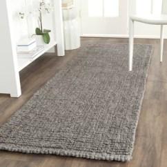 Kitchen Area Rug Chair Slipcovers Rugs You Ll Love Wayfair Ca Richmond Hand Tufted Grey