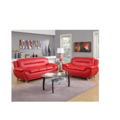 Red Living Room Set Laminate Flooring Ideas For Sets You Ll Love Wayfair Quickview