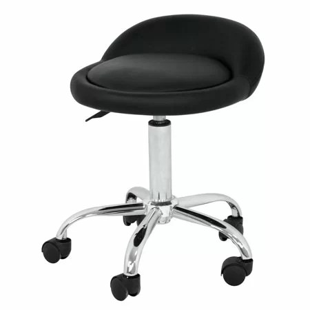 office chair vs stool hanging parts winston porter frankford rolling height adjustable lab with backrest wheels
