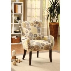 Floral Print Accent Chairs Rental Wedding Chair Covers And Sashes Wayfair Rodley Printed Armchair