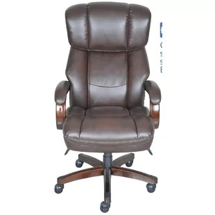 lazboy office chair amish child rocking la z boy chairs you ll love wayfair fairmont executive