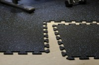 Mats Inc. Sports Flooring Interlocking Recycled Rubber ...