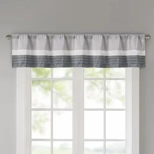 kitchen window valances vent fans curtains joss main quickview