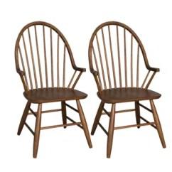 Windsor Chair With Arms Wicker Arm Chairs Joss Main Claybrooks