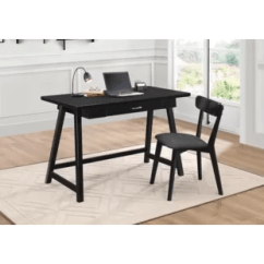 Computer Desk And Chair Set Drive Steel Transport Parts Writing With Wayfair Shipp