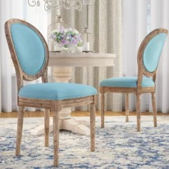 Round Dining Chairs Chair Cover Hire Lichfield Back Wayfair Patel Upholstered Set Of 2