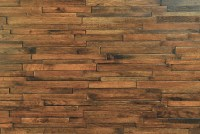 """Albero Valley Lodge 10"""" Natural Wood Wall Paneling in ..."""