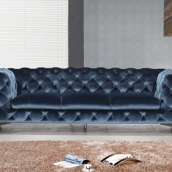 Deconstructed Shelter Arm Sofa Review Blue Fabric Recliner Upholstered Chesterfield 10 Stunning Velvet