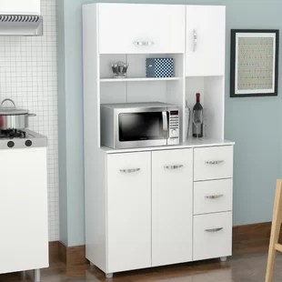 kitchen pantries ninja complete system pantry cabinets you ll love wayfair blanken 66