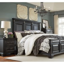 Darby Home Petronella Panel Configurable Bedroom Set