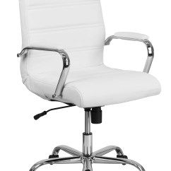 Rolling Desk Chair With Locking Wheels Kneeling Back Glam Office Wayfair Quickview
