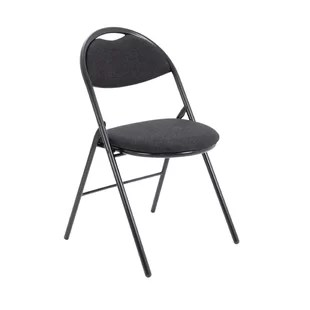 padded folding chairs uk ghost chair review comfy wayfair co quickview