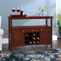 Kitchen Server Mid Century Modern Cabinets Wayfair Quickview