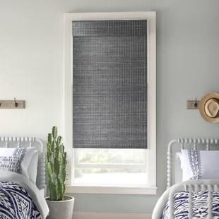 kitchen shades cost of renovation curtains roman wayfair autenberry room darkening shade